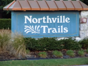 Northville Trails subdivision