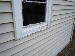 siding on homes