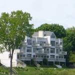 Lakefront homes Middle Straits Lakes West Bloomfield Michigan