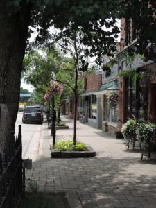 Downtown Milford Michigan