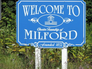 Welcome to Milford MI