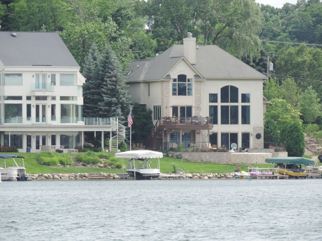waterfront homes for sale bloomfield west bloomfield wing lake pine lake detroit